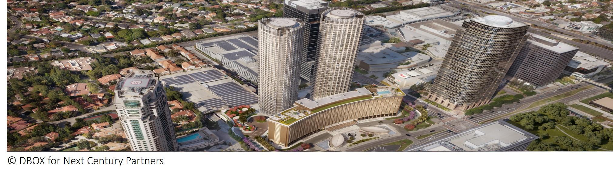 Hyatt Regency Century Plaza Hotel - Environmental Compliance