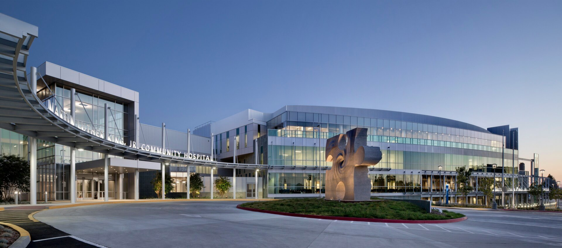 Martin Luther King Jr Community Hospital - Environmental Consulting