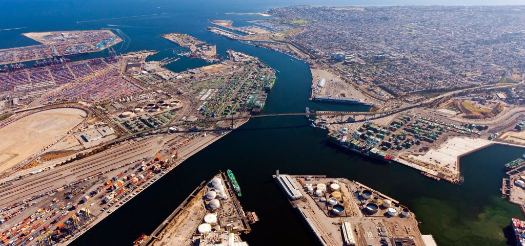 Port of Los Angeles - Air Quality