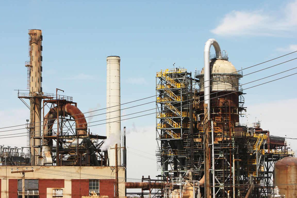 Tesoro Refinery - Industrial Hygiene & Asbestos Abatement
